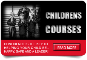 Children's Self Defence Classes in Chorley